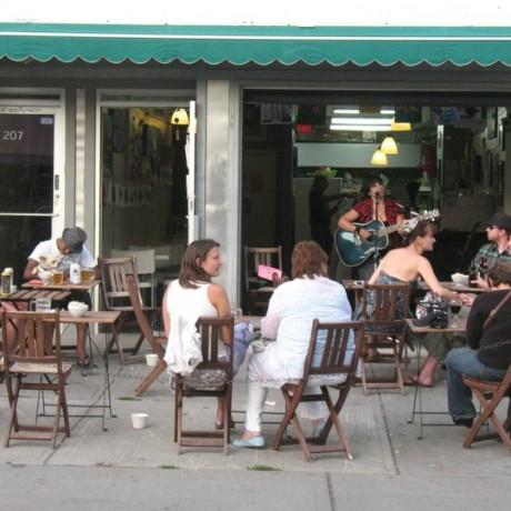 August 2011 – Aspetta Caffe, Toronto, ON