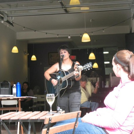 September 2012 – Aspetta Caffe, Toronto, ON