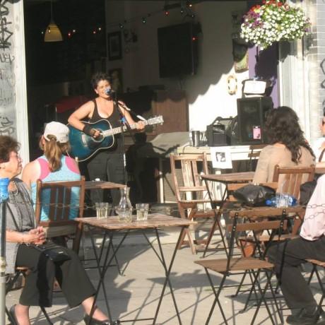 June 2013 – Aspetta Caffe, Toronto, ON