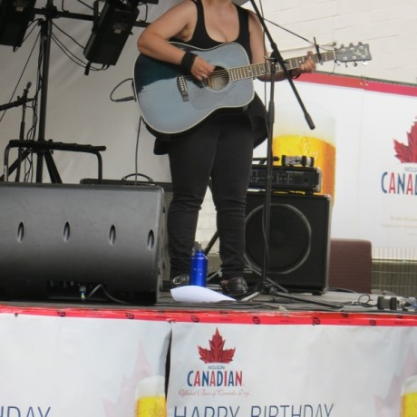 July 1, 2014 – The Great Canadian Cabin, Ottawa, ON