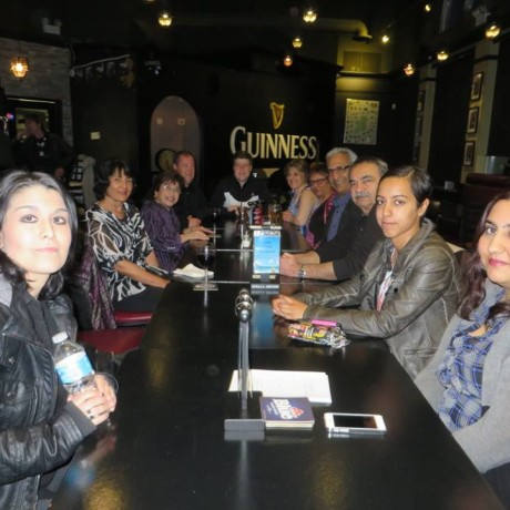 April 2015 – The Clock on Queen – Irish Pub, Brampton, ON