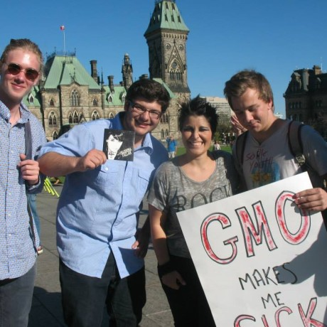 October 2013 – March Against Monsanto, Ottawa, ON