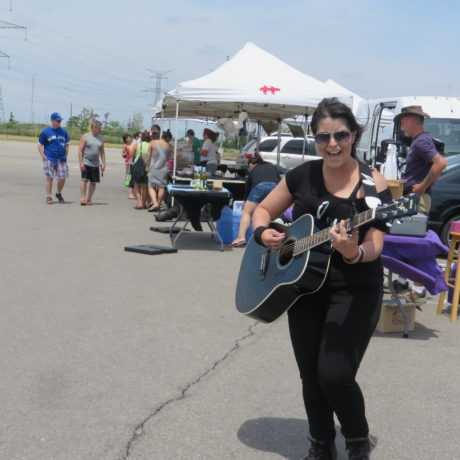 June 2016 – Many Feathers Farmers Market, Mississauga, ON