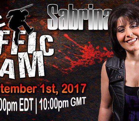Sabrina Fallah – Interview with Pure Rock Radio
