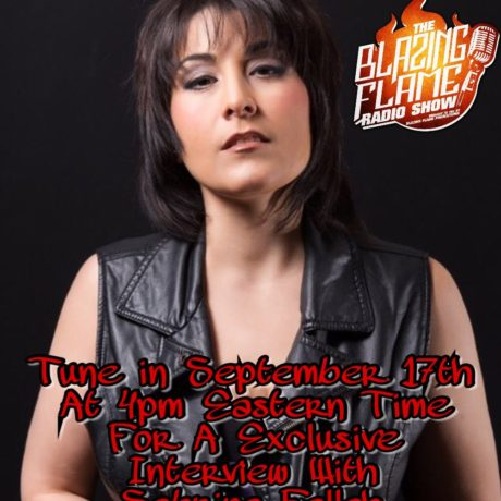 Sabrina Fallah – Interview with Blazing Flame Radio