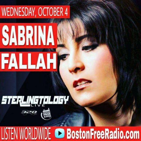 Sabrina Fallah – Interview with Boston Free Radio