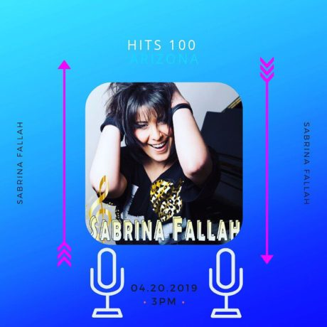 Sabrina Fallah – Interview with Jacob on Hits 100 Arizona