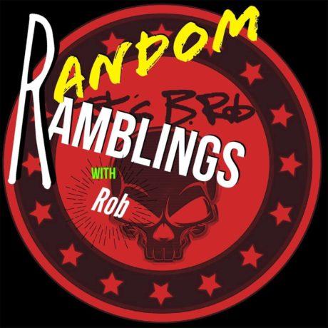 Sabrina Fallah – Interview with Rob on Random Ramblings w/Rob