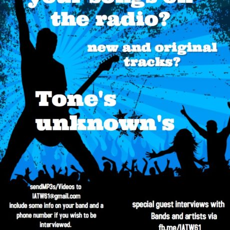 Sabrina Fallah – Interview with Anthony on Tone's Unknown's Radio Show